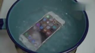 用iPhone6S制作一锅汤