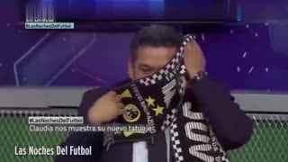 实拍墨西哥一体育女主播节目中做豪放举动 嘉宾掩面遮尴尬