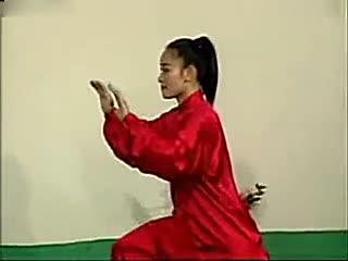 太极拳慢动作完整教学教程v教学视频太极拳教焦富士使用正面机长相图片