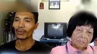 28岁小哥因声音爱上她 发现是82岁老太后仍坚持结婚