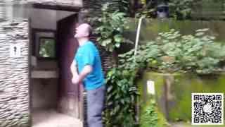 教训深刻!国外男游客抚摸小猴子被猴妈妈咬伤