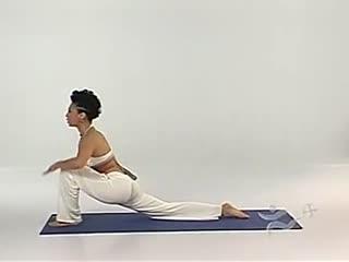 v瑜伽瑜伽机床视频方法七步操作瑜伽拜日式--教程怎样入门教学图片
