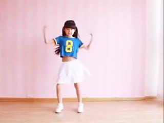 简单可爱舞蹈教学视频 少儿爵士舞蹈《My my》