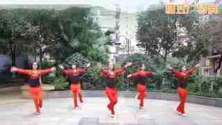 糖豆广场舞 广场舞《雪山姑娘》教学