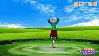 糖豆广场舞 传统蒙古舞《离别草原》