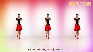 糖豆广场舞 金灿灿广场舞《为什么喜欢你》