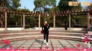 糖豆广场舞 64步手花健身舞《千杯不倒》