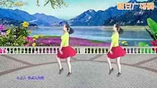 糖豆广场舞 快速学会简单水兵风格舞蹈《小河淌水》
