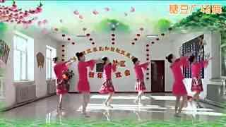 糖豆广场舞 糖豆出品:广场舞《爱不在就放手》