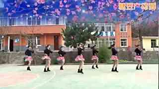 糖豆广场舞 糖豆出品:蝶依广场舞《为你点赞》