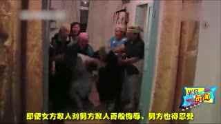"""哈萨克斯坦""""抢新娘""""风俗,大街上的姑娘抢回家还不犯法!"""