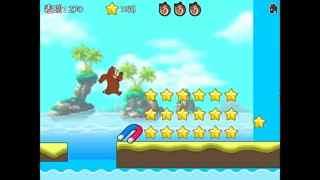 熊出没小游戏 儿童益智视频 熊大酷跑熊大熊二