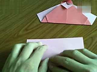 折纸王子 折纸花郁金香