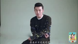 杨幂祝老人鹿晗生快-福如东海 寿比南山
