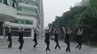新乡飞燕广场舞   像蝴蝶一样飞