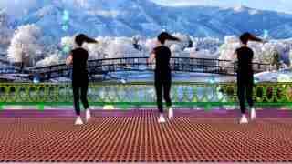 红领巾广场舞精选:《寂寞惹的祸》看了就想跟着跳