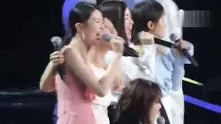 《欢乐颂2》五美发布会演唱《我们》