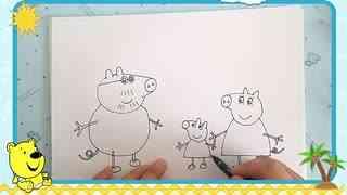 饭熊简笔画 奥特之母