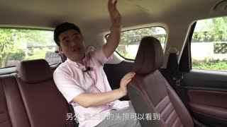 【易车体验】目标宝骏730旭子试驾长安凌轩