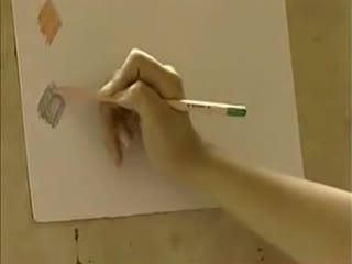 儿童绘画教程 教你如何画可爱的小乌龟