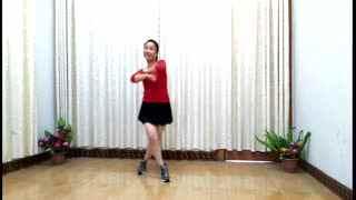 红领巾广场舞精选:《意乱情迷》
