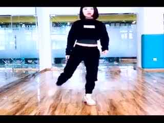 SEVE舞舞蹈视频大全 李小璐鬼步舞分解动作-
