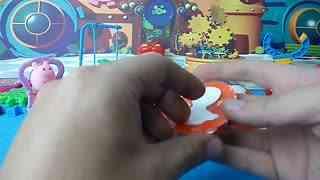 小猪佩奇拆蛋玩具超级飞侠小猪佩奇奇趣蛋3趣玩