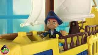 玩具破坏王 海绵宝宝和鳄鱼大王历险战海盗