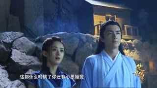 """《楚乔传》幕后特辑 第19集 星儿&公子的""""即兴小剧场"""""""