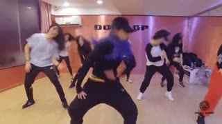 doshop舞蹈教室 孟佳  给我乖 舞蹈教学