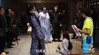 《楚乔传》未播花絮:虐戏背后的鬼畜集锦