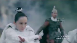 歌曲《三生三世》和《凉凉》韩国电视台韩语歌词版