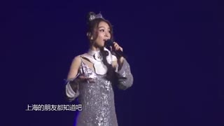 田馥甄巡回演唱会开唱 华语扛把子玩溜freestyle