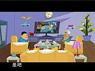 马三立动画相声《卖布头》