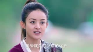 《楚乔传》楚乔质问燕洵有没有爱过自己