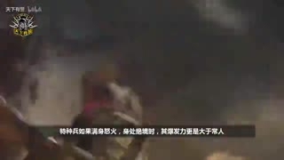 普通特种兵能像《战狼2》里吴京那样,一脚踹死一个人吗?