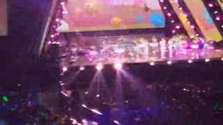 TFBOYS四周年南京演唱会《宠爱》