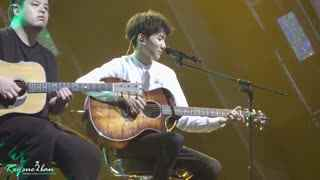 王源TFBOYS南京四周年演唱会 我知道你离我不远