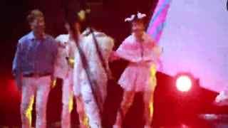 TFBOYS四周年演唱会《大梦想家》王俊凯focus