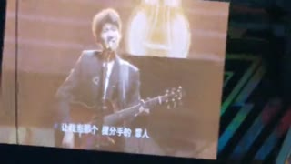 王源 TFBOYS四周年南京演唱会《可以了》