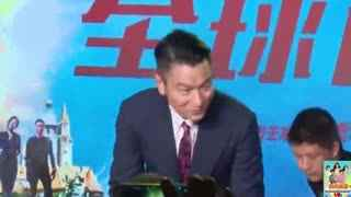 刘德华终于对《战狼2》发话了:《战狼3》主演还是你吴京,我演老狼