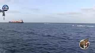 7小时惊险营救 中国海军击溃索马里海盗