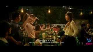 陈乔恩喝醉了和人比胸大,张翰意淫和陈乔恩接吻