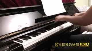 《秦时丽人明月心》电视剧插曲【情未央】自编钢琴版