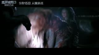 《猩球崛起3:终极之战》 小坏猿与毛里斯片段