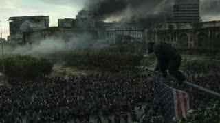 《猩球崛起3:终极之战》 猩球三部曲之激战对抗篇