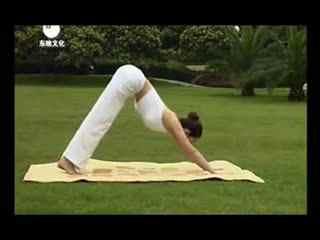 瑜伽瘦肚子视频步骤教程初级消除问题瑜伽--配0.1mol/l的HCI的具体腰椎图片