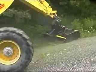 挖机视频表演动画片 挖掘机挖土机工作视频表演