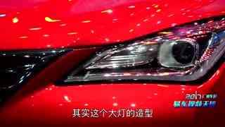 【旭叨车】2017广州车展重头新车之长安逸动:外观内饰焕然一新