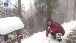浙江:2017年冬天第一场雪来了!
